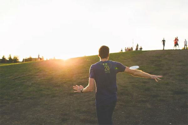 Frisbee - 3 tipy na pohodové sportovní aktivity do přírody
